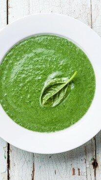 Зеленый суп Итальянский